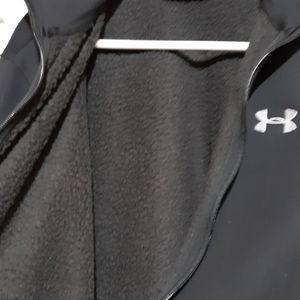 Under Armour Jackets & Coats - Under Armour Fleece Cold Gear Full Zip Jacket M